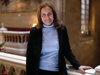 Rosa M. Lamuela, director of INSA-UB and lecturer at the Faculty of Pharmacy and Food Sciences of the University of Barcelona.