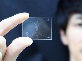 Un dispositivo nanofluídico que permite fabricar interfaces gas-líquido a nanoescala