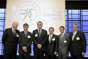 Verleihung des Eppendorf Young Investigator Award 2008