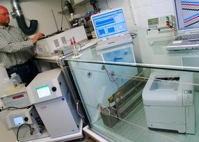 Partikelemissionen aus Laserdruckern