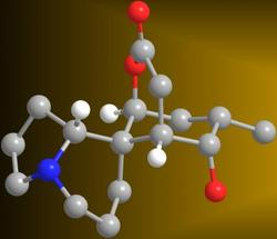 Chemists synthesize herbal alkaloid