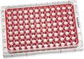 Placas de cultivo celular con rendimiento microscópico optimizado y
