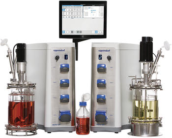 The universal gas control strategy makes the BioFlo 320 perfectly suited for both microbial and cell culture applications and removes process limitations