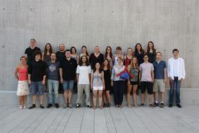 iGEM Team der Albert-Ludwigs-Universität Freiburg.