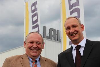 Rainer Hartmann und Dr. Peter Kunze