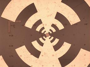 Detektor aus Graphen
