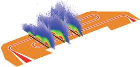 Mikrowellenfelder genauestens abbilden