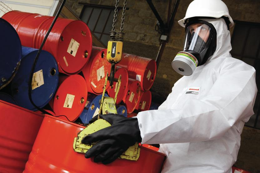Honeywell catalogue for personal protective equipment