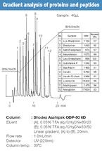 Asahipak ODP Series – Gradient Analysis of proteins and peptides