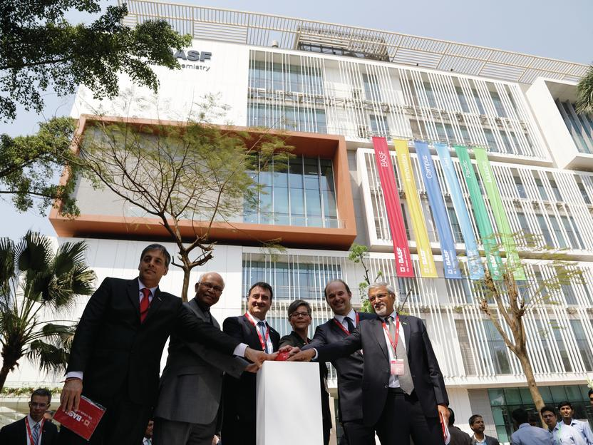 BASF Group inaugurates new Innovation Campus Asia Pacific in