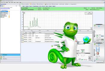 Software de cromatografía «Chromeleon»: muy potente y fácil de usar
