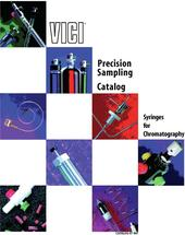 VICI Precision Sampling Katalog