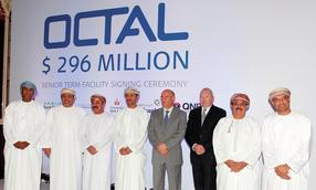 OCTAL press conference