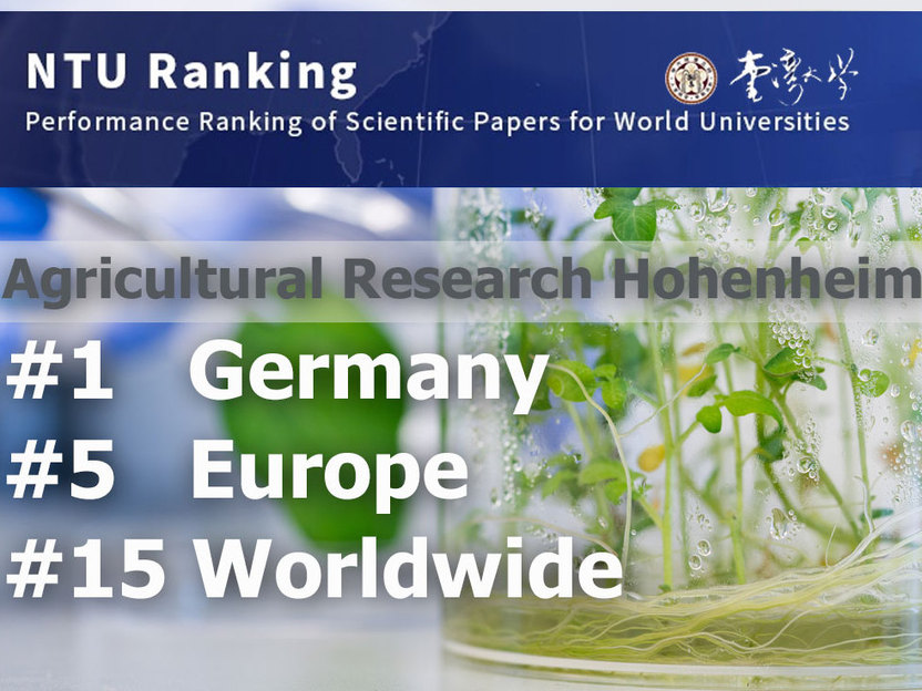 Uni Ranking Chemie