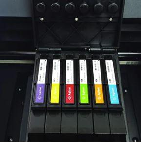 Multiplex-Fähigkeit mit sechs Filtern für fünf Plexings und zwei bis fünf Kanäle