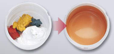 Mixing and Degassing in one step - Application Example Paste