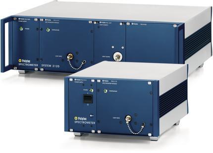 Polytec NIR-Spektrometer