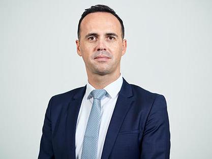 Christophe Coulongeat übernimmt am 01. Januar 2021 die Leitung der Robotics Sparte.